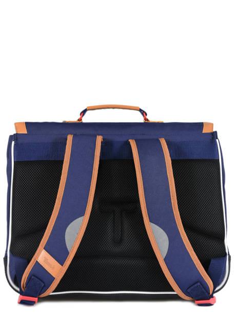 Cartable 1 Compartiment Tann's Bleu fantaisie garcon 35212 vue secondaire 4