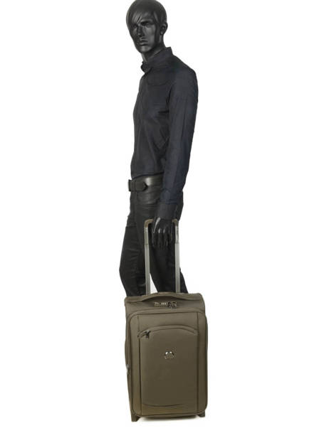 Cabin Luggage Delsey Green montmartre air 2.0 2352724 other view 3