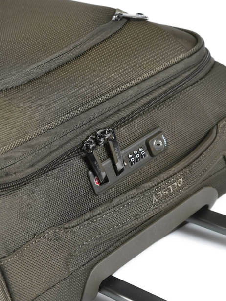 Cabin Luggage Delsey Green montmartre air 2.0 2352724 other view 1