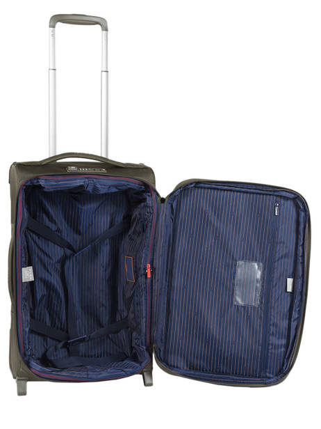Cabin Luggage Delsey Green montmartre air 2.0 2352724 other view 5