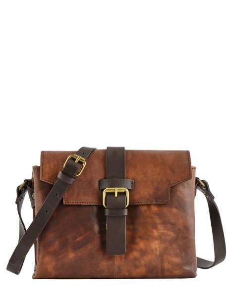 Crossbody Bag Tuscany Chiarugi Brown street 53016