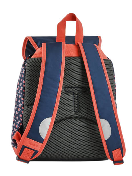 Backpack Tann's Multicolor capsule 65324 other view 4