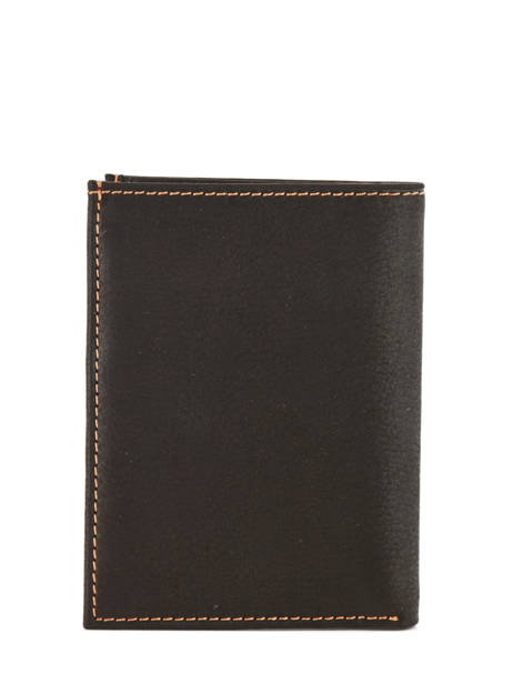 Wallet Leather Wylson Brown rio W8190-14 other view 1