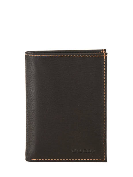 Wallet Leather Wylson Brown rio W8190-14