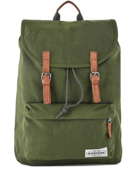 Backpack 15'' Laptop Eastpak Black pbg authentic opgrade PBG77BOP