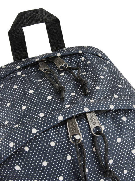 Backpack 2 Compartments + 14'' Pc Eastpak Black K936 other view 1