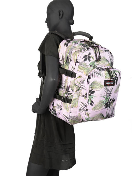 Backpack Provider + 15'' Pc Eastpak Pink k520 other view 2