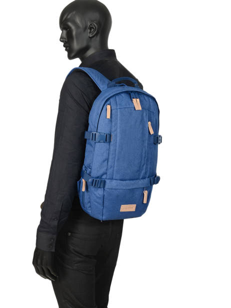 Backpack 1 Compartment Eastpak Black pbg core series PBGK201 other view 2