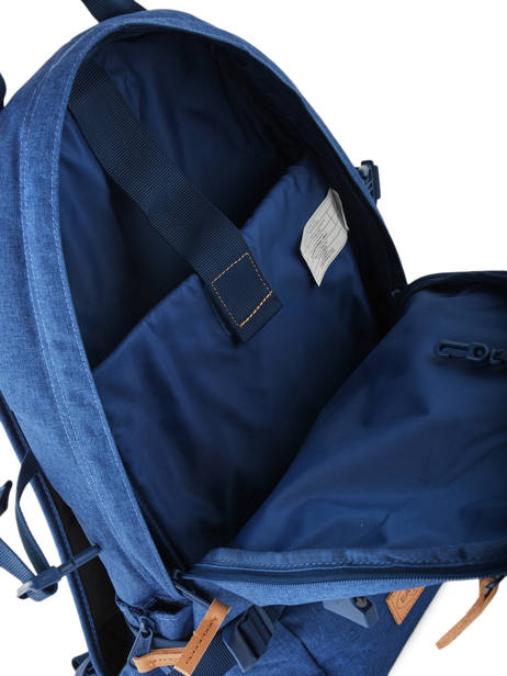 Backpack 1 Compartment Eastpak Black pbg core series PBGK201 other view 4