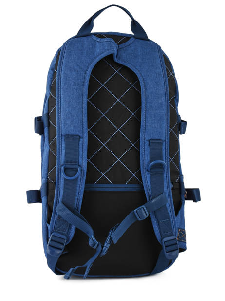 Backpack 1 Compartment Eastpak Black pbg core series PBGK201 other view 3