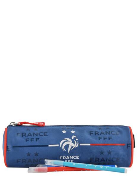 Trousse Federat. france football Bleu equipe de france 193X207P vue secondaire 1