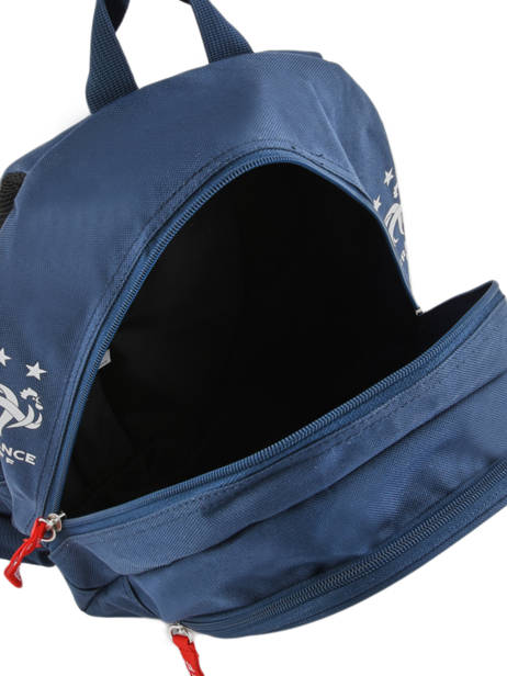 Backpack Federat. france football Blue equipe de france 193X201S other view 4