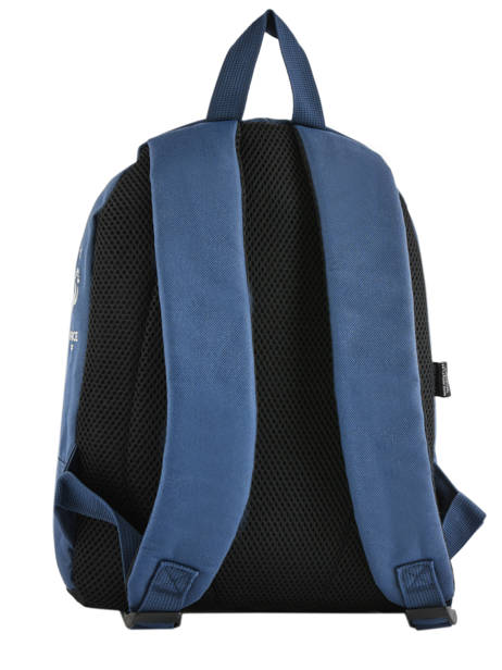 Backpack Federat. france football Blue equipe de france 193X201S other view 3