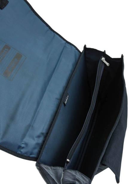 Cartable 2 Compartiments Kipling Bleu back to school 12074 vue secondaire 5