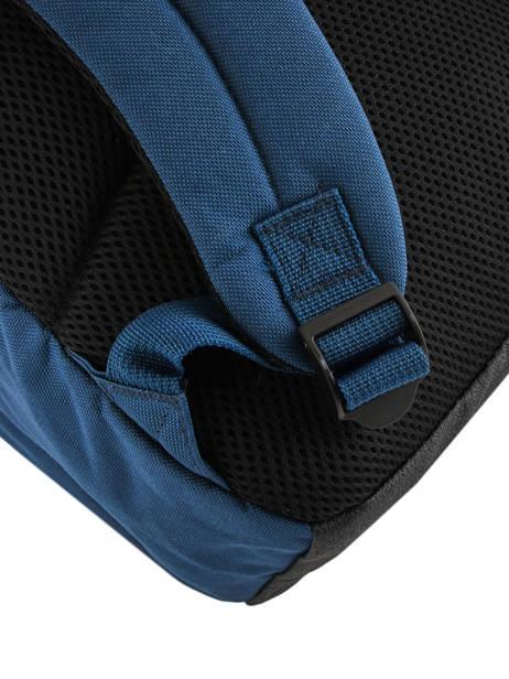 Backpack Olympique de marseille Blue droit au but 192O204I other view 2