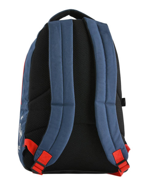 Backpack Federat. france football Multicolor equipe de france 193X204I other view 4
