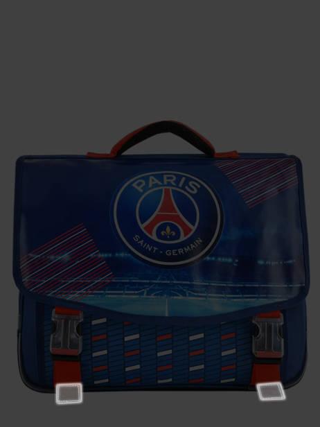 Satchel 2 Compartments Paris st germain Blue ici c'est paris 192P203S other view 6