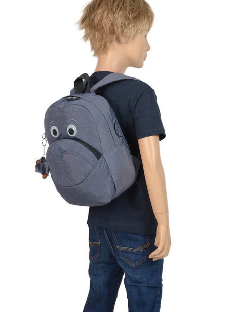 Sac A Dos Mini Kipling Noir back to school 253 vue secondaire 2