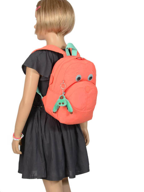 Sac A Dos Mini Kipling Rose back to school 253 vue secondaire 2