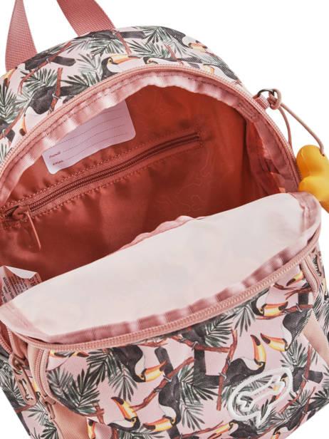 Mini Backpack Laurel Girls Stones and bones Multicolor girls LAUREL-G other view 5