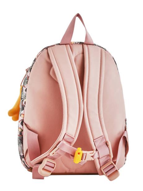 Mini Backpack Laurel Girls Stones and bones Multicolor girls LAUREL-G other view 4