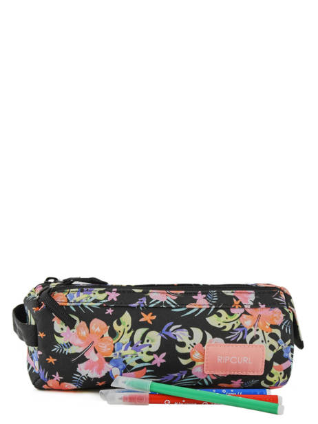 Kit 2 Compartments Rip curl Black toucan flora LUTGC4 other view 1