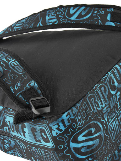 Backpack 2 Compartments With Matching Pencil Case Rip curl Blue frame deal BBPNY4 other view 2