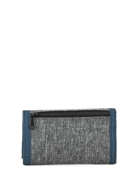 Portefeuille Quiksilver Noir wallets QYAA3530 vue secondaire 1