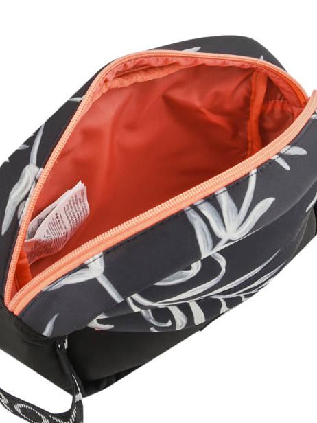 Trousse De Toilette Souple Roxy Noir luggage neoprene RJBL3160 vue secondaire 1