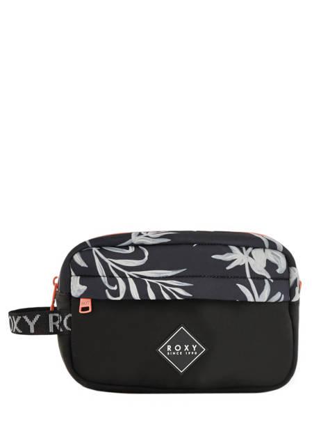 Trousse De Toilette Souple Roxy Noir luggage neoprene RJBL3160