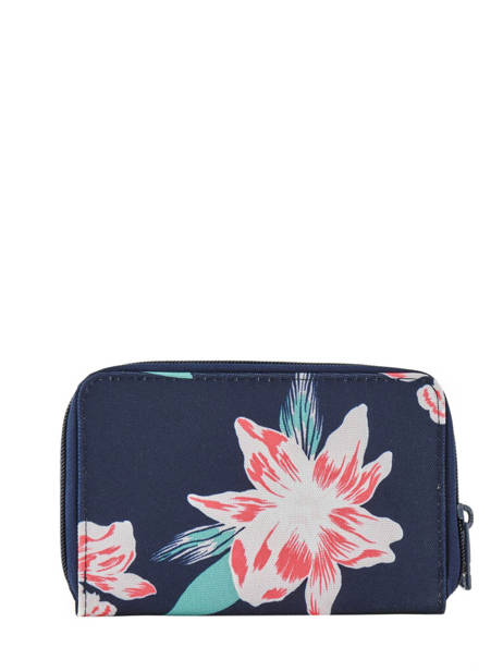 Wallet Roxy Blue back to school RJAA3618 other view 1