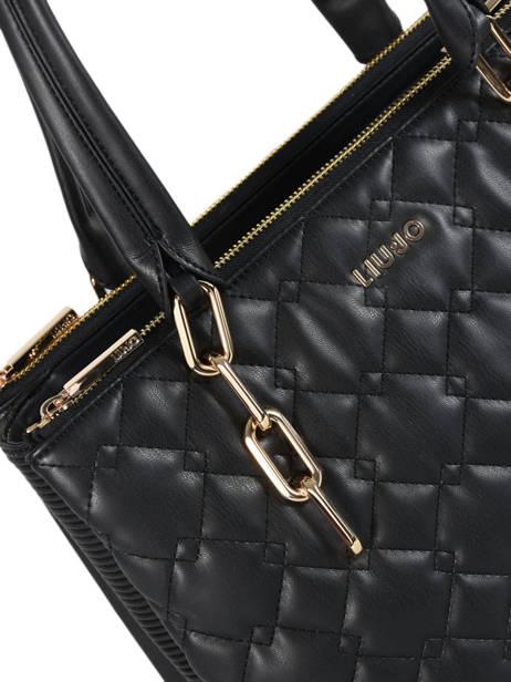 Shoulder Bag Unica Liu jo Black unica A69135 other view 1