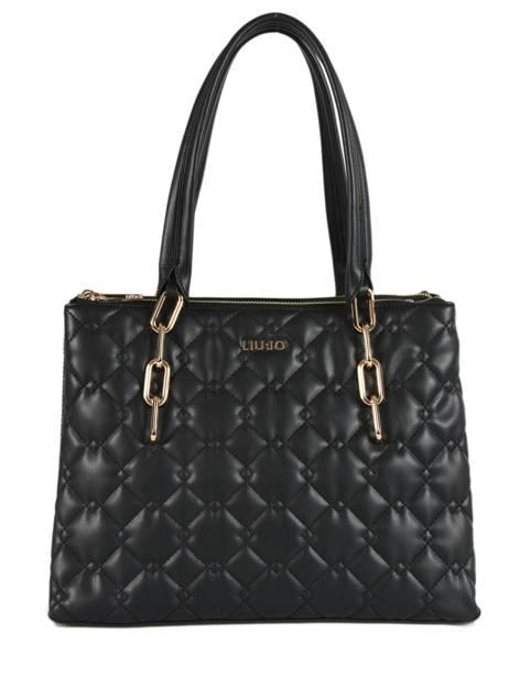 Shoulder Bag Unica Liu jo Black unica A69135