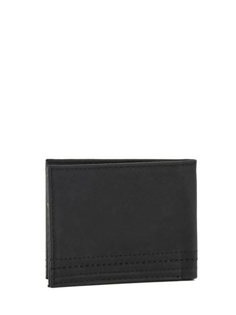 Portefeuille Quiksilver Noir wallets QYAA3823 vue secondaire 1