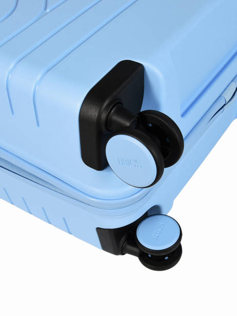 Hardside Luggage Ulisse Expendable By bric's Blue ulisse B1Y08431 other view 3