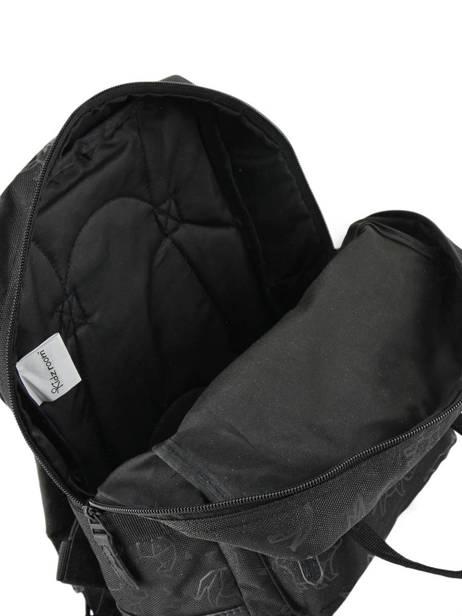 Sac à Dos Mini Totally Black Kidzroom Noir totaly black 30-8948 vue secondaire 4