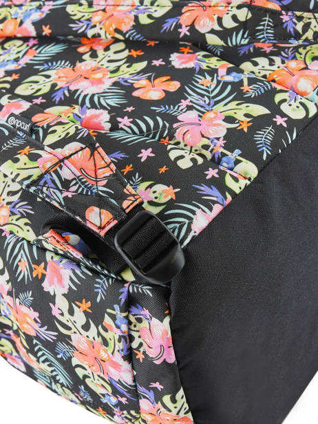 Backpack 2 Compartments Rip curl Black toucan flora LBPQQ4 other view 1