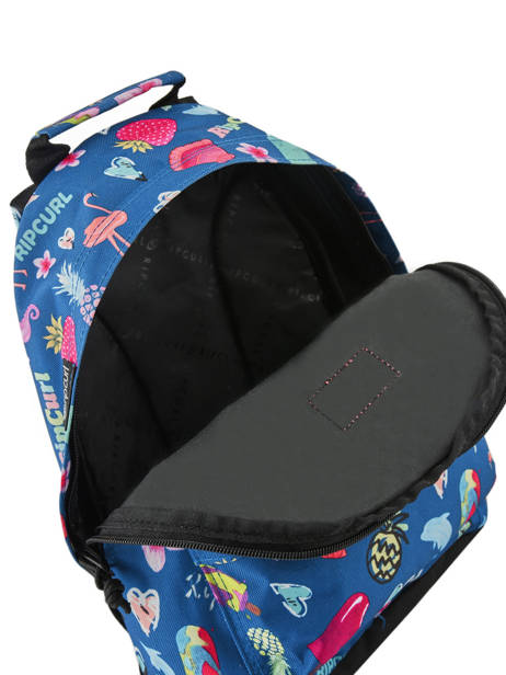Sac à Dos Summer Time Rip curl Bleu summer time LBPRD4 vue secondaire 4