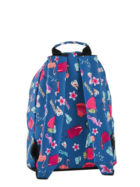 Sac à Dos Summer Time Rip curl Bleu summer time LBPRD4 vue secondaire 3