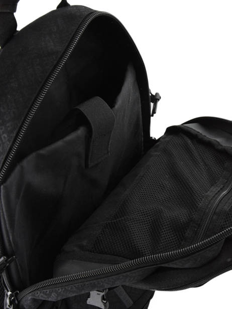 Backpack 2 Compartments + 15'' Pc Superdry Black backpack men M91500MU other view 5