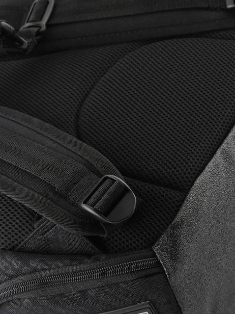 Backpack 2 Compartments + 15'' Pc Superdry Black backpack men M91500MU other view 2