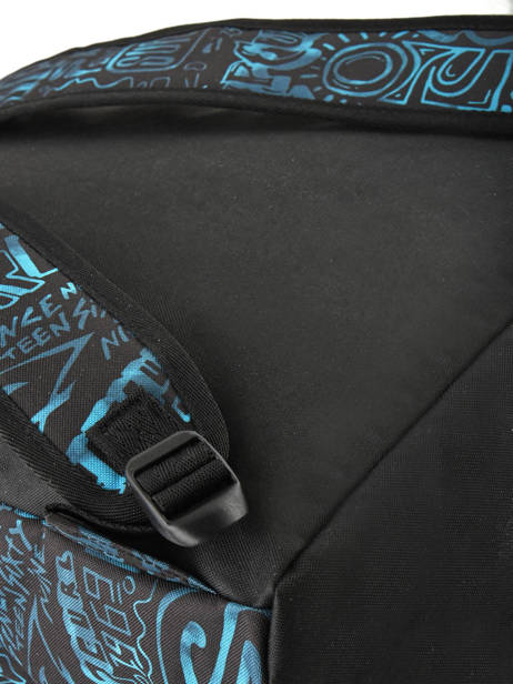 Backpack 1 Compartment With Matching Pencil Case Rip curl Blue frame deal BBPNX4 other view 2