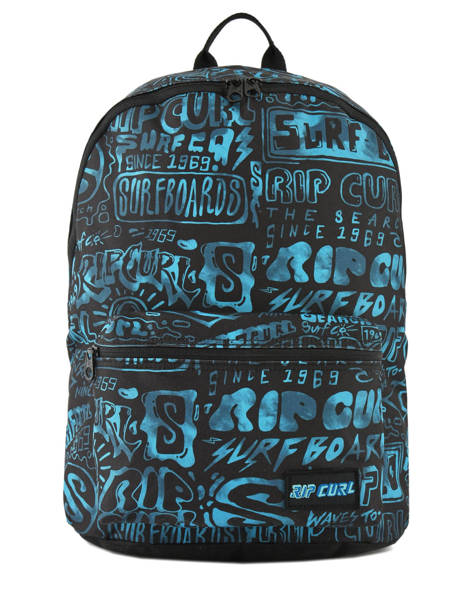 Backpack 1 Compartment With Matching Pencil Case Rip curl Blue frame deal BBPNX4 other view 1