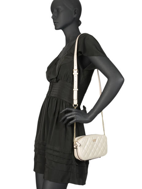 Shoulder Bag Tiggy Guess White tiggy SG741070 other view 2