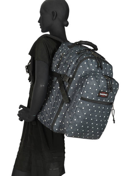 Sac à Dos Tutor + Pc 15'' Eastpak Noir authentic K955 vue secondaire 2