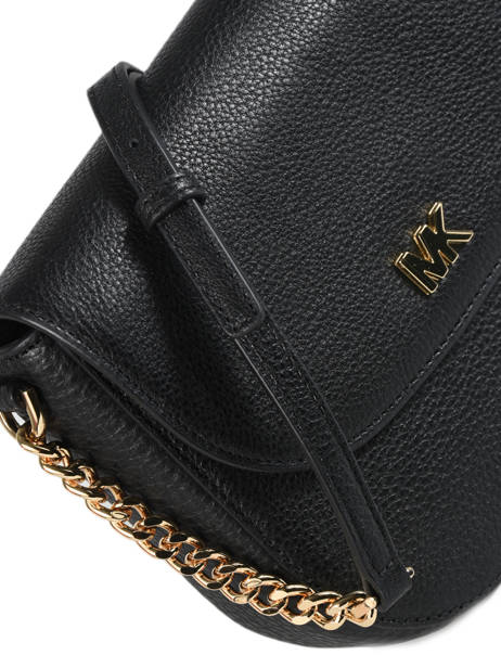 Mott Leather Crossbody Bag Michael kors Black crossbodies S8GF5C0L other view 1