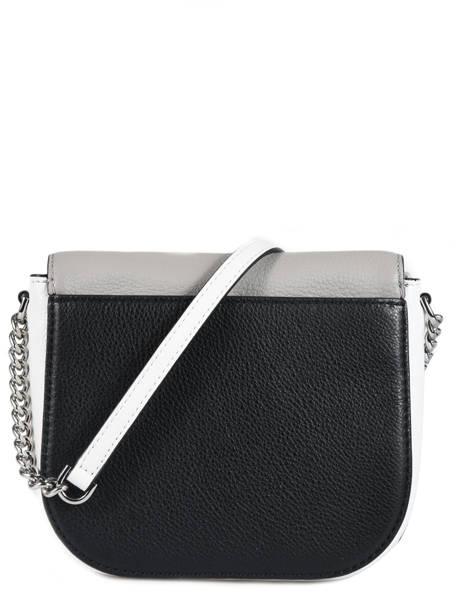 Mott Leather Crossbody Bag Michael kors Gray crossbodies S8SF5C0T other view 3
