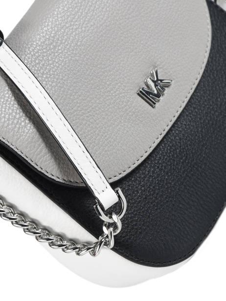 Mott Leather Crossbody Bag Michael kors Gray crossbodies S8SF5C0T other view 1