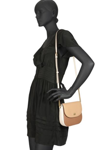 Mott Leather Crossbody Bag Michael kors Brown crossbodies S8GF5C0T other view 2