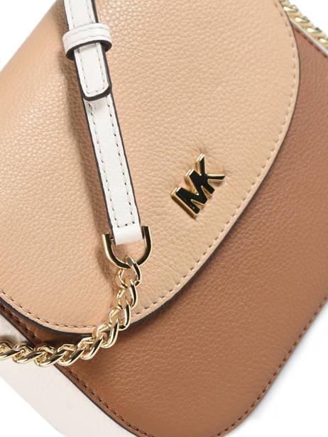 Mott Leather Crossbody Bag Michael kors Brown crossbodies S8GF5C0T other view 1